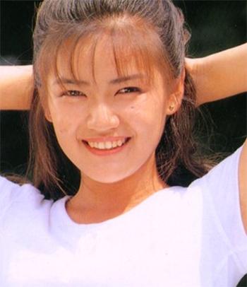 Takahashi Natsuki in Gosei Sentai Dairanger Japanese Drama (1993)