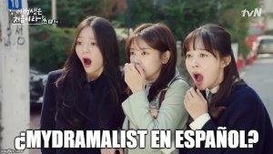 ¡Presentamos MyDramaList en español!