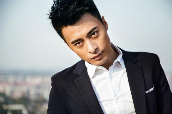 Zhang Jun Han in Horus Eye Chinese Drama (2019)