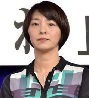Shinozaki Eriko in Tomorrow Japanese Drama(2008)