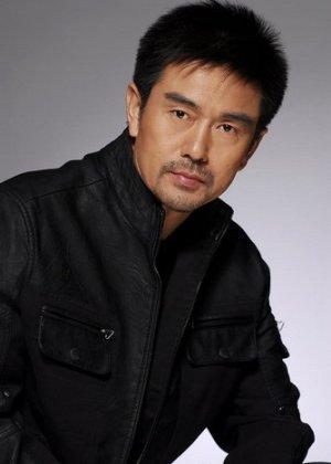 Bai Fan in Han Wu Di Chinese Drama (1996)