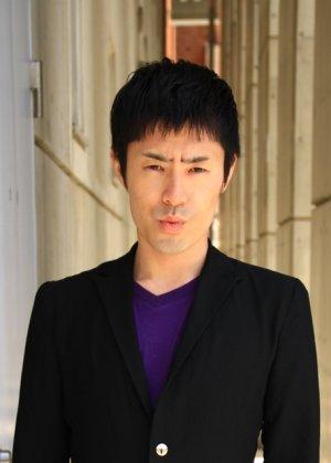 Suetake Futoshi in Cinema Angel Japanese Movie (2015)