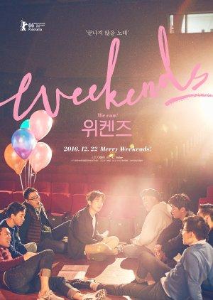 Weekends (2016) poster