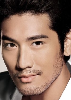 Godfrey Gao in Min & Max Chinese Movie (2016)