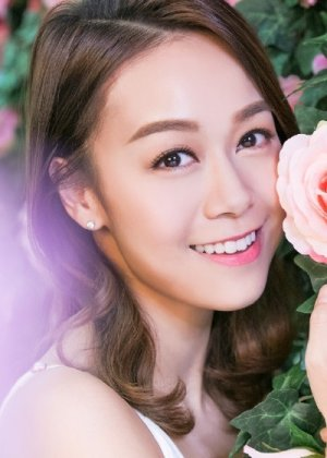 Jacqueline Wong in Cooking Beauties Hong Kong TV Show (2018)