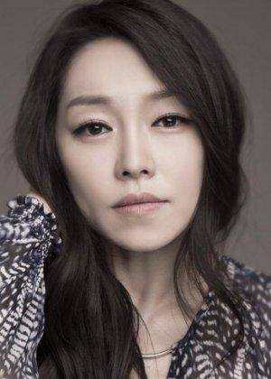 Cha Ji Yeon in Ghost Machine Korean Movie (2018)