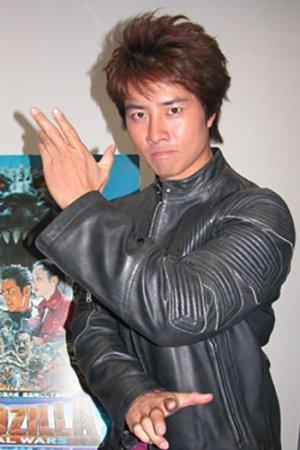 Takeshi Kosugi