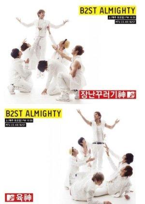 MTV B2ST Almighty