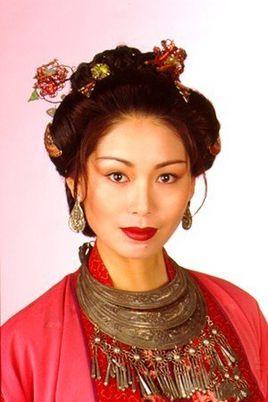 Michelle Fung in War and Remembrance Hong Kong Drama (1998)