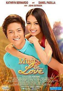Must Be... Love (2013) poster