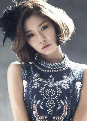 Jo Ga Eun in Fact iN Star Korean TV Show (2016)