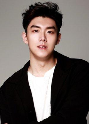 Park Jung Wook in TV Novel: Waves, Waves Korean Drama (2018)
