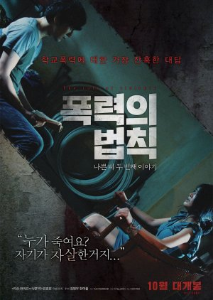 The Rule of Violence (2016) poster