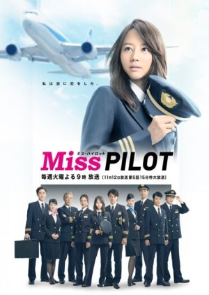 Miss Pilot Episode 1-11 END Sub Indo thumbnail