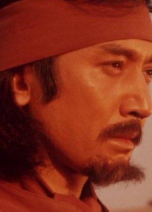 Naka Koji in His Motorbike, Her Island Japanese Movie (1986)