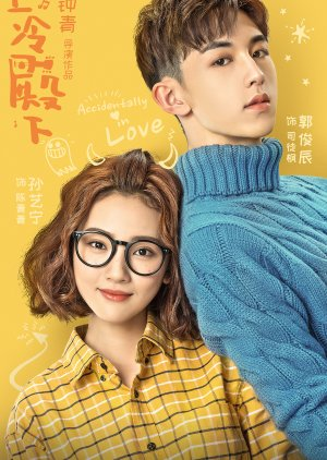 Accidentally in Love (2018) poster