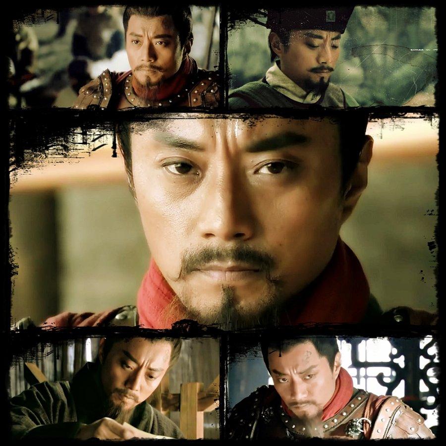Water Margin - Zhang Han Yu as Song Jiang - MyDramaList
