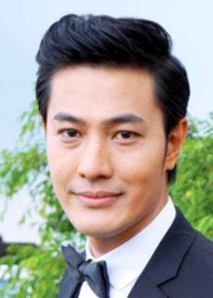 Aun Witaya Wasukraipaisarn in Fah Fak Ruk Thai Drama (2020)