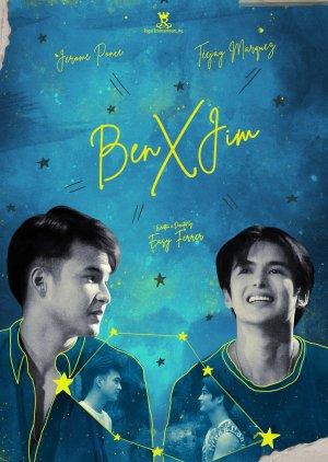 Ben X Jim (2020) poster