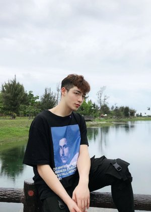Jerom Huang Alouf in Because of You Taiwanese Drama (2020)