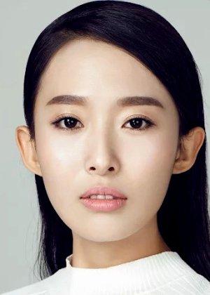 Zhang Lin Ran in Psychic Princess Chinese Drama (2019)
