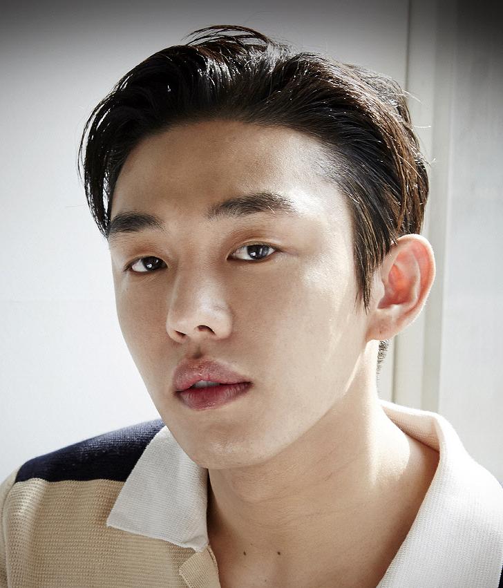 Yoo Ah In (유아인) - MyDramaList