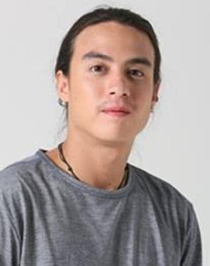Jesse Mekwattana in I Sea U Thai Drama (2018)