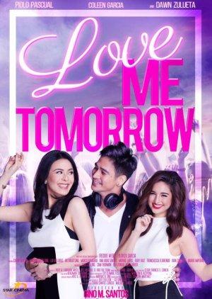 Love Me Tomorrow (2016) poster