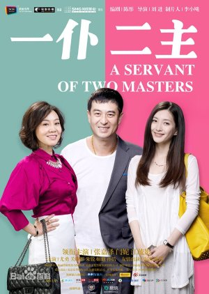A Servant Of Two Masters (2014) poster