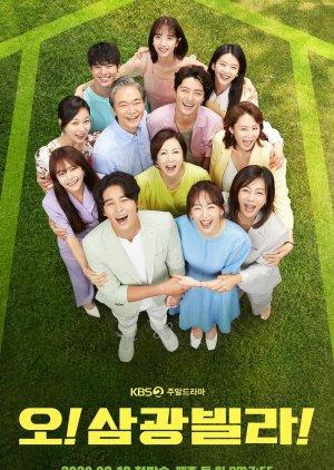 Phim Chuyện Tình Ở Samkwang - Homemade Love Story (2020)