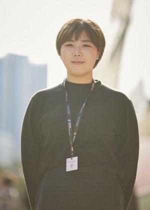 Kim Ga Hee in Jane Korean Movie (2017)