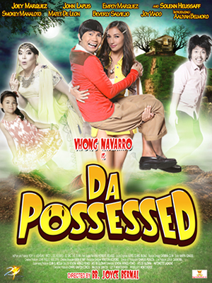 Da Possessed (2014) poster