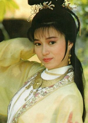 Barbara Chan in Born to be a King Hong Kong Drama (1987)