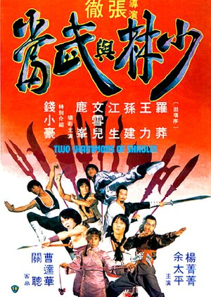 Two Champions of Shaolin (1980) poster