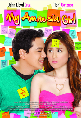 My Amnesia Girl (2010) poster