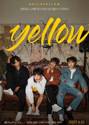 Yellow (2017) poster