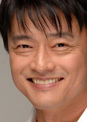Jinbo Satoshi in Akagi: Washizu Mahjong Kanketsu Hen Japanese Drama (2018)