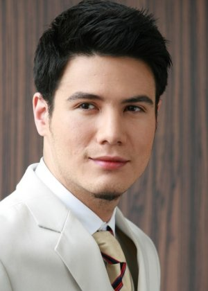 Salamonay Stephan in Jao Sao Rim Tang Thai Drama (2010)