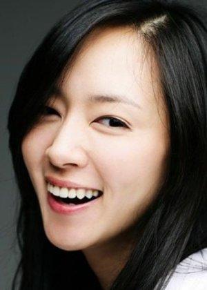 Jeon Ik Ryung in TV Novel: Hometown Station Korean Drama (2005)