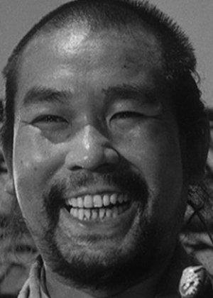 Inaba Yoshio in Seven Samurai Japanese Movie (1954)