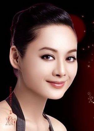 Ning Jing in Shang Xin Le Gu Gong Chinese TV Show (2018)