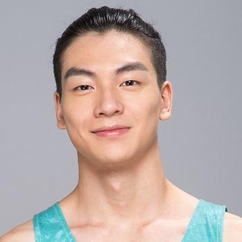 Roy Chang in Swimming Battle Taiwanese Drama (2016)