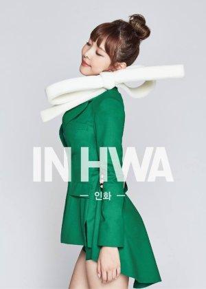 Kim In Hwa in Bunny Bunny Korean Drama (2016)