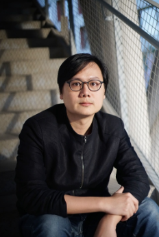 Jsf Hsu in Guo Mie Taiwanese Movie (2017)