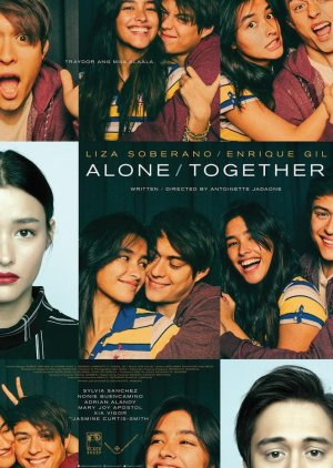 Alone/Together (2019) poster