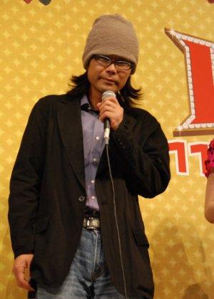 Hanabusa Tsutomu in Sadako 3D Japanese Movie(2012)