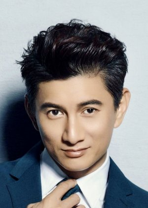 Nicky Wu in Incisive Great Teacher Chinese Drama (2014)