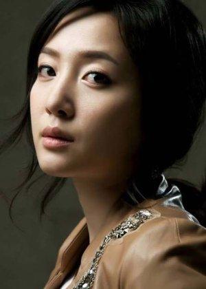 Park Gri Na in Hello, Finally! Korean Movie (2009)