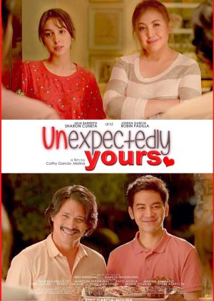 Unexpectedly Yours (2017) poster