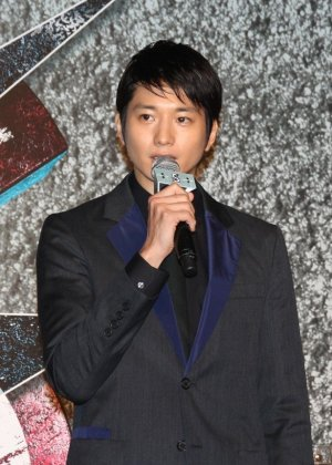 Hirano Shunichi in In Hand Japanese Drama(2019)
